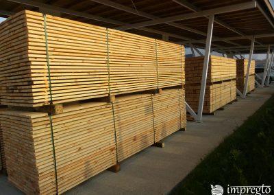 Висококачествен дървен материал на склад готов за импрегниране-03
