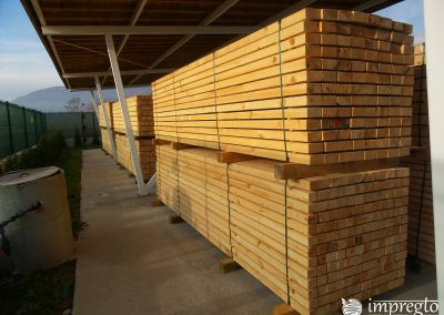 Висококачествен дървен материал на склад готов за импрегниране-04