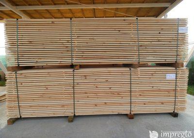 Висококачествен дървен материал на склад готов за импрегниране-07