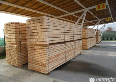 Висококачествен дървен материал на склад готов за импрегниране-08