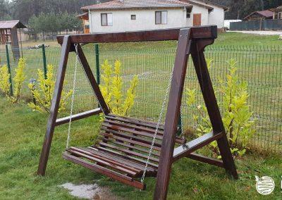 Градинска мебел - люлка
