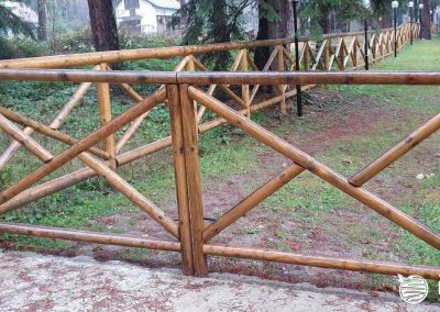 Ограда и врата