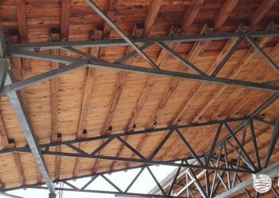 Покривна конструкция 1