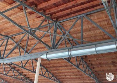 Покривна конструкция 2