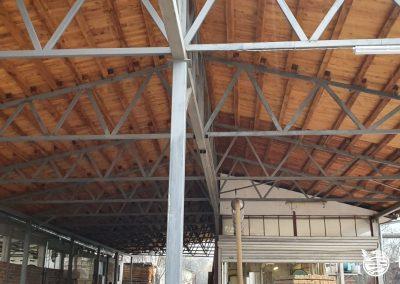 Покривна конструкция 3