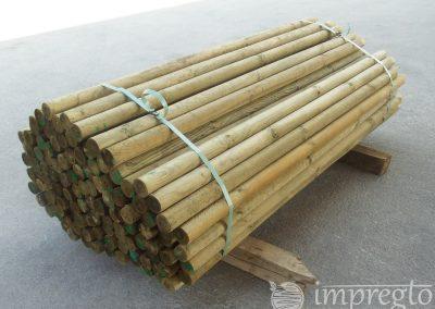 Импрегнирани дървени колове-9